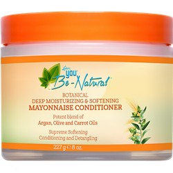 Deep Moisturizing &  Softening Mayonnaise Conditioner