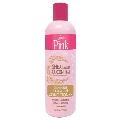 Shea Butter Coconut Oil Silkening Leave-in Conditioner