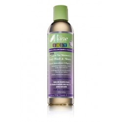 White Willow bark and cucumber baby hair to toe wash and shampoo