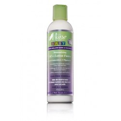 White Willow bark and cucumber baby oil and lotion fusion
