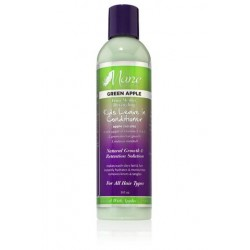 Green Apple Fruit Medley detangling kids Leave In Conditioner