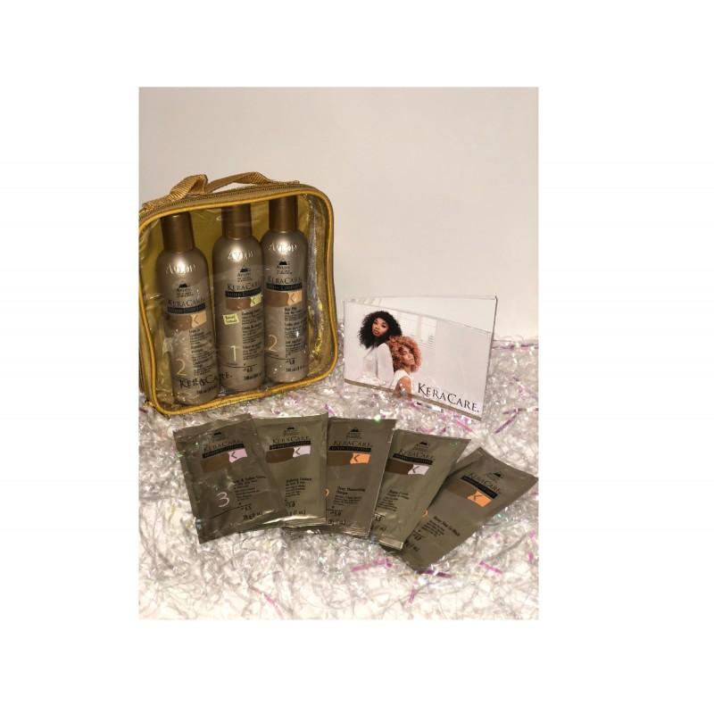 KeraCare Natural Textures Gift Bag - GPB Supplies
