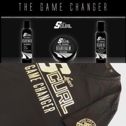Beard Bundle *free Scurl Game changer T shirt*