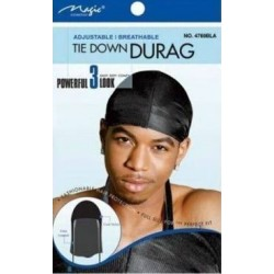 Magic Tie down Durag