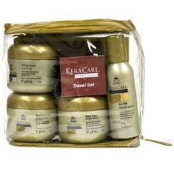 KeraCare Natural Textures Travel Set